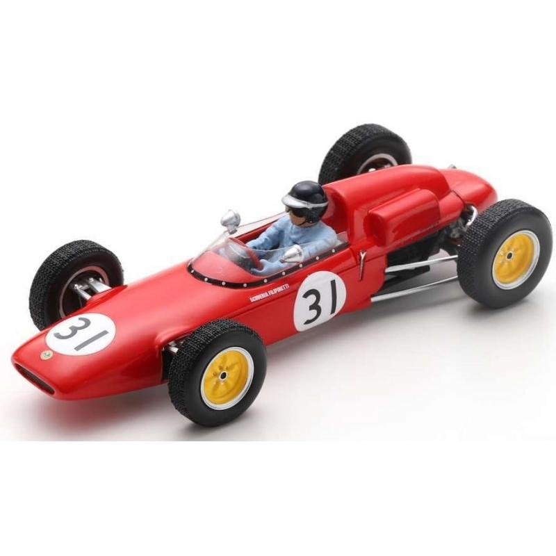 SPARK S7289 Lotus 21 n°31 Clark Course de Côte d'Ollon-Villars 1962
