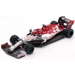SPARK S6492 Alfa Romeo C39 n°7 Räikkönen Istanboul 2020