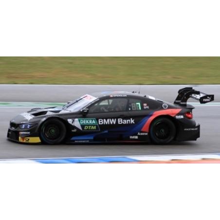 SPARK SG637 BMW M4 DTM n°7 Spengler Hockenheim 2019
