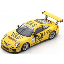 MINICHAMPS Porsche 911 Carrera 2 Cabriolet 1990