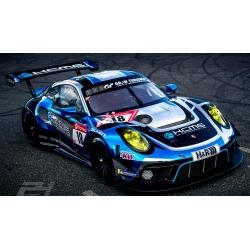 SPARK SG775 Porsche 911 GT3 R n°18 24H Nürburgring 2021