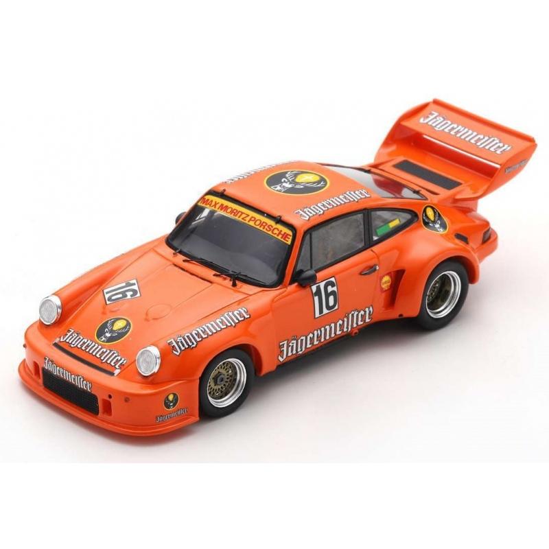 SPARK Porsche 911 Carrera RSR n°16 1000 km Nürburgring 1977