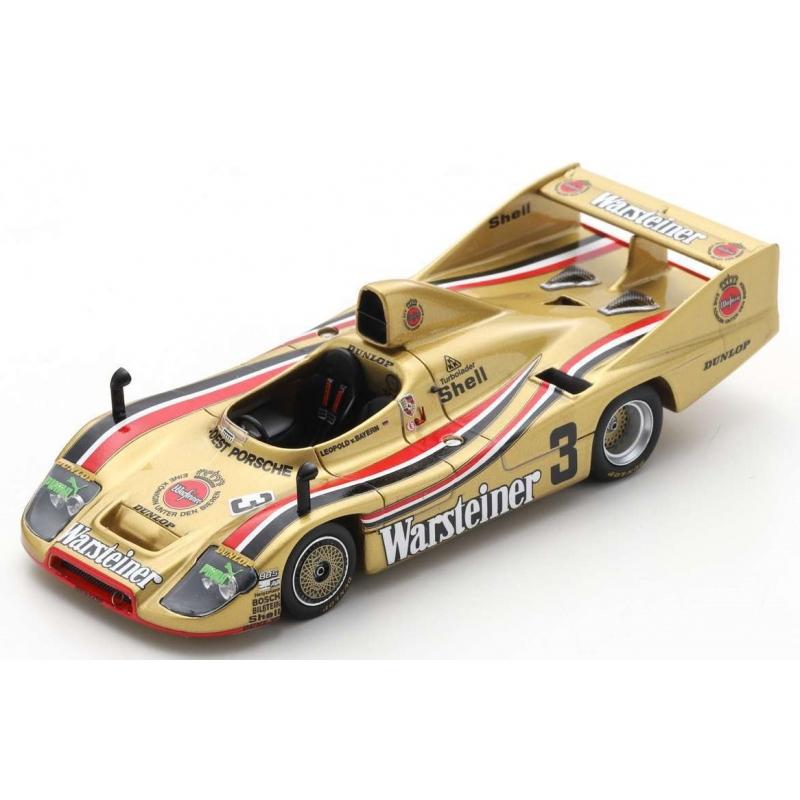 SPARK Porsche 936/80 n°3 von Bayern DRM Norisring 1983