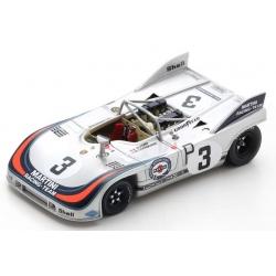 SPARK S2334 Porsche 908/03 n°3 Vainqueur 1000 km Nürburgring 1971