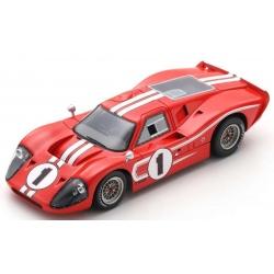 SPARK 43LM67 Ford MK IV n°1 Winner 24H Le Mans 1967