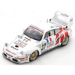 SPARK S4446 Porsche 911 GT2 Evo n°37 24H Le Mans 1995