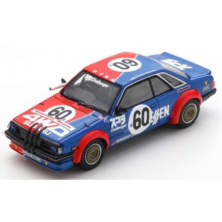 SPARK Subaru Leone RX 4WD n°60 1000 km Fuji 1983