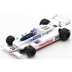 SPARK S4583 Fittipaldi F8C n°20 Rosberg Zolder 1981