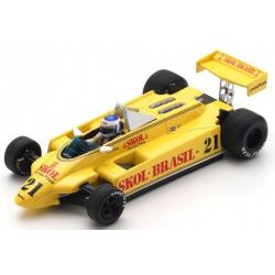 SPARK S4581 Fittipaldi F8C n°20 Rosberg Imola 1980