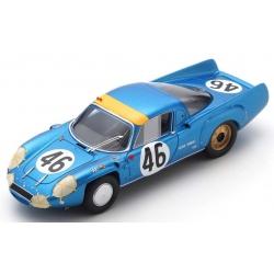 SPARK S5687 Alpine A210 n°46 24H Le Mans 1967