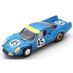 SPARK S5686 Alpine A210 n°45 24H Le Mans 1967