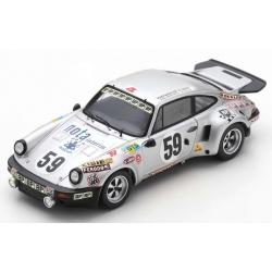 SPARK S7511 Porsche 911 Carrera RSR n°59 24H Le Mans 1974