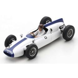 SPARK S8062 Cooper T53 n°30 Burgess Nürburgring 1961