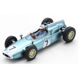 SPARK S8066 Cooper T53 n°7 McLaren Solitude GP 1961
