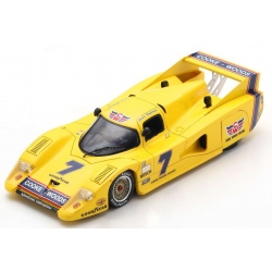 SPARK S8601 Lola T600 n°7 Redman Vainqueur Laguna Seca 1981