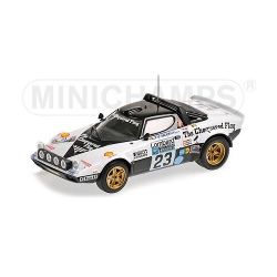 MINICHAMPS Lancia Stratos Walfridson RAC Rally 1976