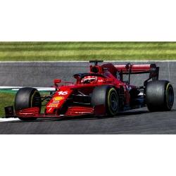 LOOKSMART LS18F1038 Ferrari SF21 Leclerc Silverstone 2021