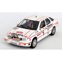 TROFEU RRFR31 Ford Sierra XR 4x4 n°5 Blomqvist Monte Carlo 1987