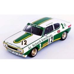 TROFEU RRSE12 Ford Capri MKI RS 2600 n°12 Ridström Kinnekulle Ring 1973