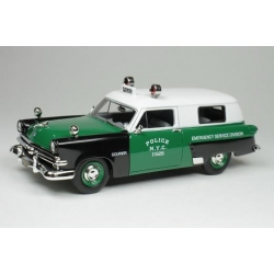 GOLDVARG GC-NYPD002 Ford Courrier NYPD ESD 1952