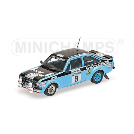MINICHAMPS Ford Escort II RS1800 Clark RAC 1978