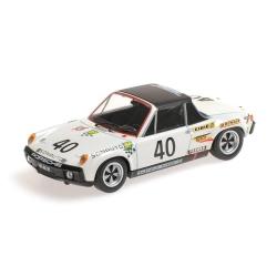 MINICHAMPS Porsche 914/6 n°40 Le Mans 1970