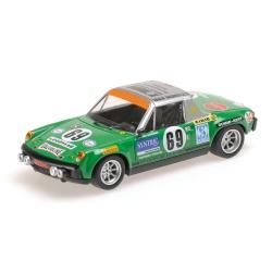 MINICHAMPS Porsche 914/6 n°69 Le Mans 1971