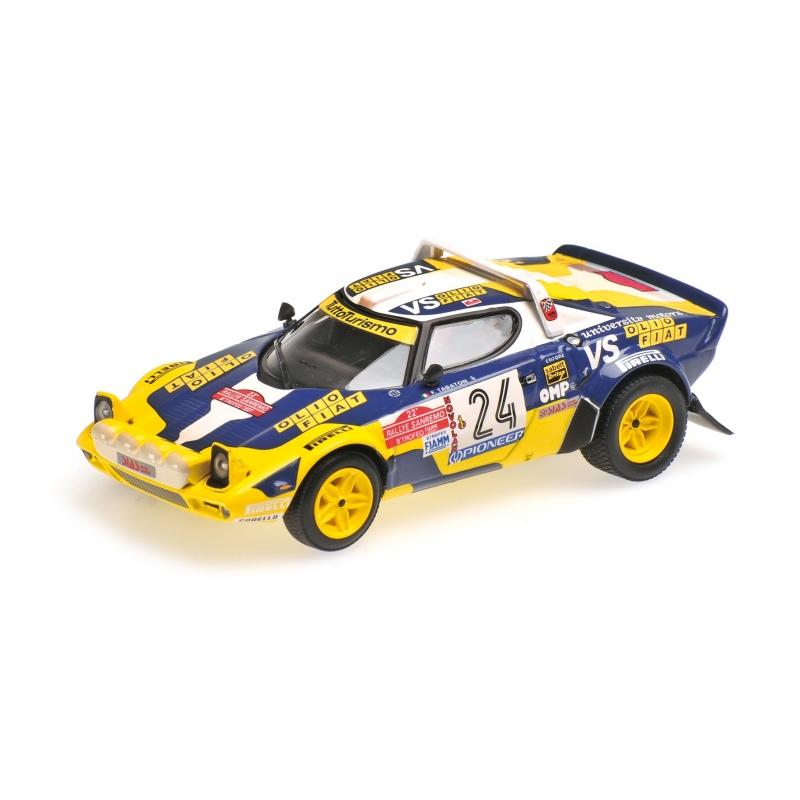 MINICHAMPS Lancia Stratos Tabaton San Remo 1980