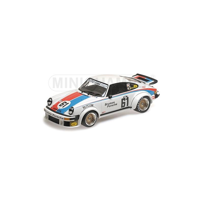 MINICHAMPS 1/18 Porsche 934 n°61 24H Daytona 1977