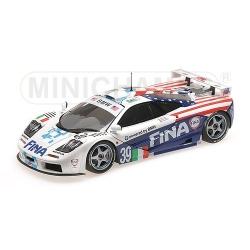 MINICHAMPS 1/18 McLaren F1 GTR n°39 Le Mans 1996