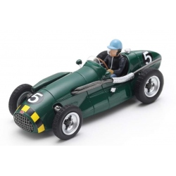 SPARK S7240 Connaught A n°5 Thompson Silverstone 1952