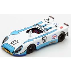 SPARK S1982 Porsche 908/2 n°67 Le Mans 1972