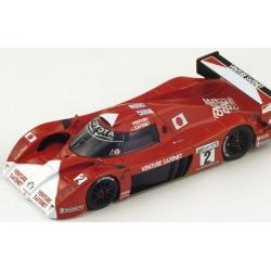 SPARK S2383 Toyota TS 020 n°2 Le Mans 1999