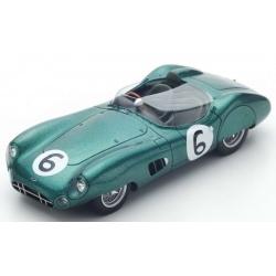 SPARK S2439 Aston Martin DBR1 n°6 Le Mans 1959