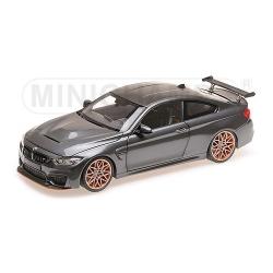 MINICHAMPS 1/18 BMW M4 GTS 2016