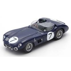 SPARK S2443 Aston Martin DBR 1 n°7 24H Le Mans 1960