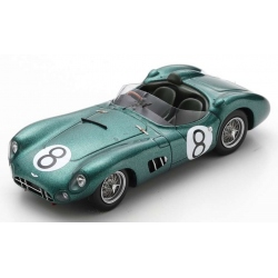SPARK S2444 Aston Martin DBR 1 n°8 24H Le Mans 1960