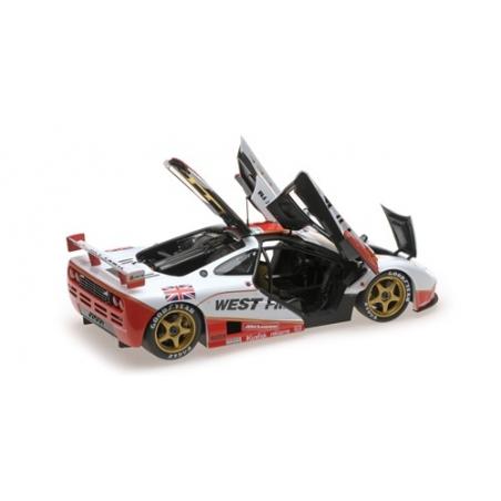 MINICHAMPS 1/18 McLaren F1 GTR n°49 Le Mans 1995