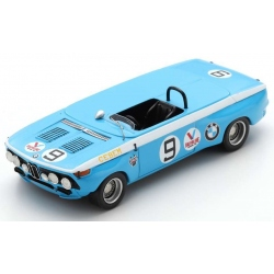 SPARK S2813 BMW 2002 Esquife Voador n°9 Vainqueur 1500 km Interlagos 1970