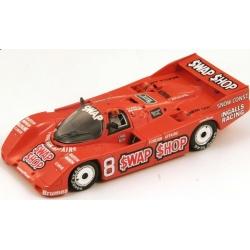 SPARK S2989 Porsche 962 n°8 Vainqueur 12H Sebring 1985