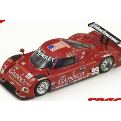SPARK S2998 Riley MK XX n°99 24H Daytona 2009