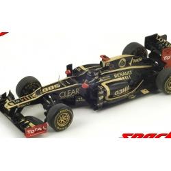 SPARK S3034 Lotus E20 n°9 Räikkönen Monaco 2012