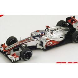 SPARK S3046 McLaren MP4-27 n°3 Button Winner Spa 2012
