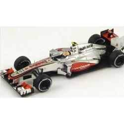 SPARK S3048 McLaren MP4-27 n°3 Button Vainqueur Austin 2012