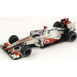 SPARK S3049 McLaren MP4-27 n°3 Button Vainqueur Interlagos 2012
