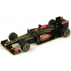 SPARK S3053 Lotus E21 n°7 Räikkönen 2013