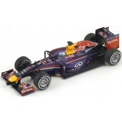 SPARK S3085 Red Bull RB10 Vettel 2014
