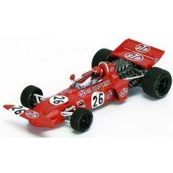 SPARK S3379 March 711 n°26 Lauda Österreichring 1971