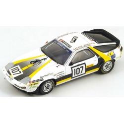 SPARK S3408 Porsche 928 S n°107 Le Mans 1984