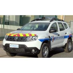 NOREV 509046 Dacia Duster 2018 - Police Municipale
